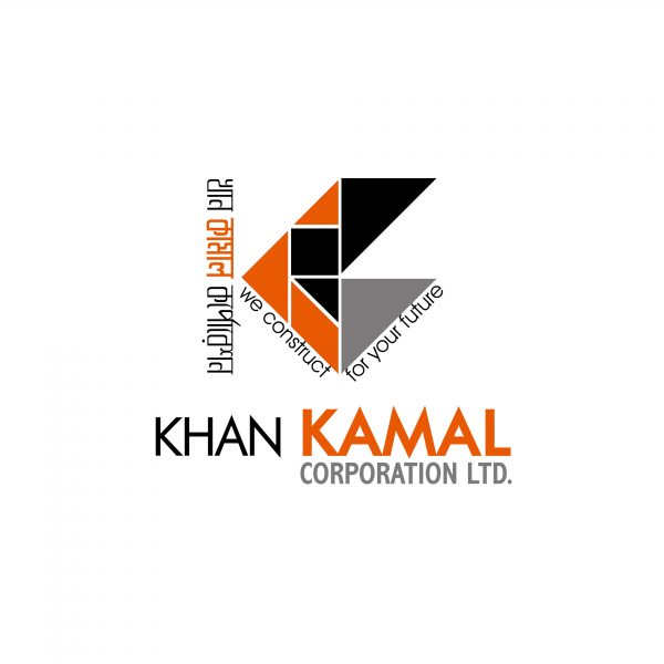 Khan Kamal (part of Constructure) Logo